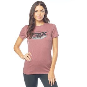 Fox Retro Fox SS Crew Tee Women rose